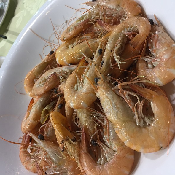 Fresh Shrimps @ Chuen Kee Seafood Restaurant
