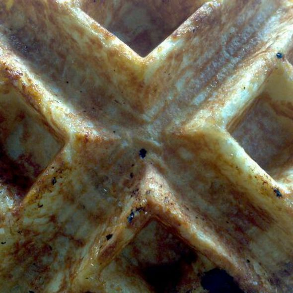 Liege Style Belgian Waffle
