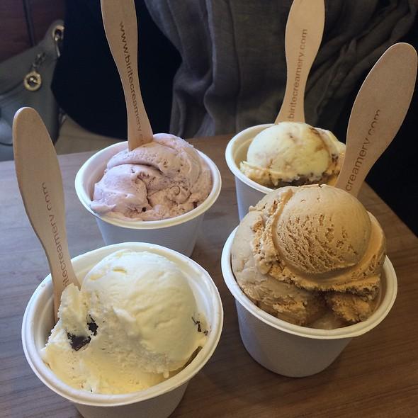 Assorted Ice Cream @ Bi-Rite Creamery