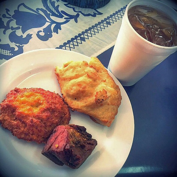 desayuno @ Fonda Nolita