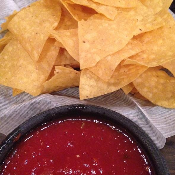 Chips & Salsa @ Las Fajitas