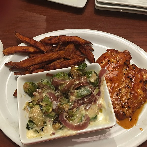 Hickory Bourbon Chicken @ Ruby Tuesday