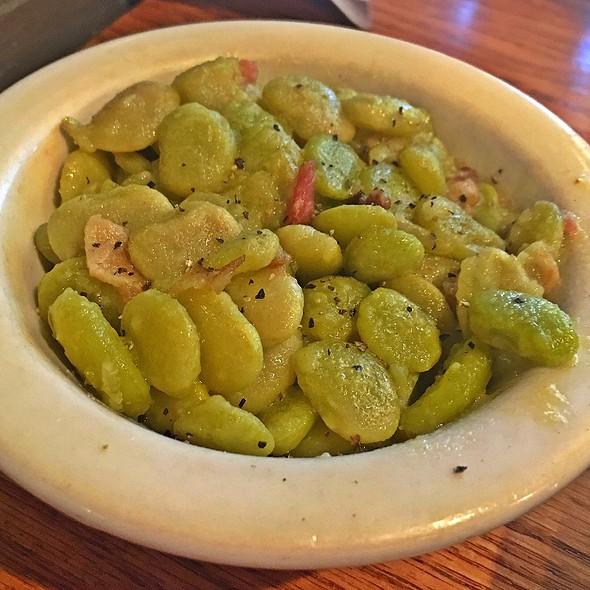Baby Lima Beans @ Cracker Barrel