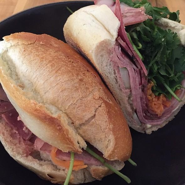 Cold Cut Sandwich @ Short Grain