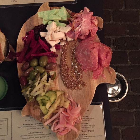 Charcuterie & Cheese Plate - Succulent Cafe, Solvang, CA