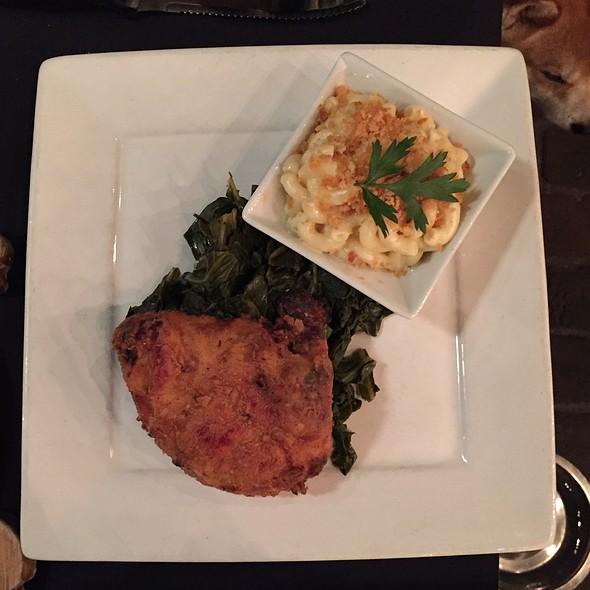 Buttermilk Fried Chicken Plate - Succulent Cafe, Solvang, CA