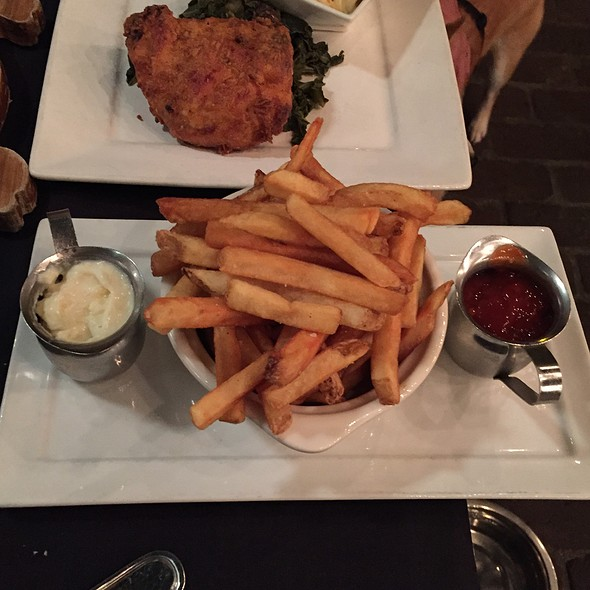 French Fries @ Succulent Cafe