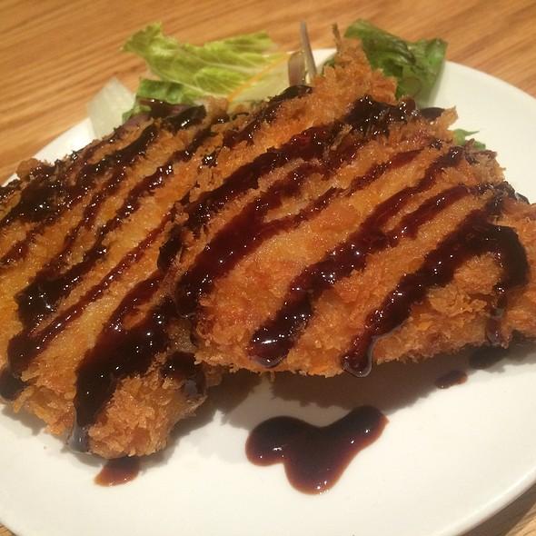 Fried Mackerel @ Men Oh Tokushima Ramen