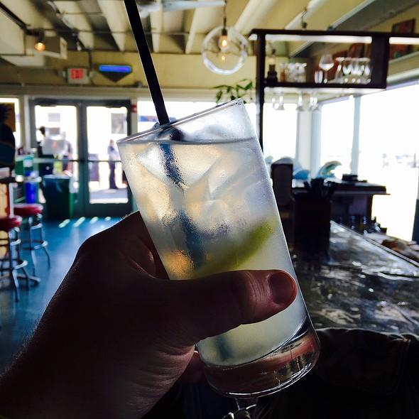 Vodka Lemonade - Langosta Lounge, Asbury Park, NJ