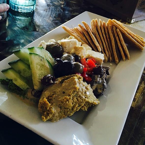 Mediterranian Platter - Langosta Lounge, Asbury Park, NJ