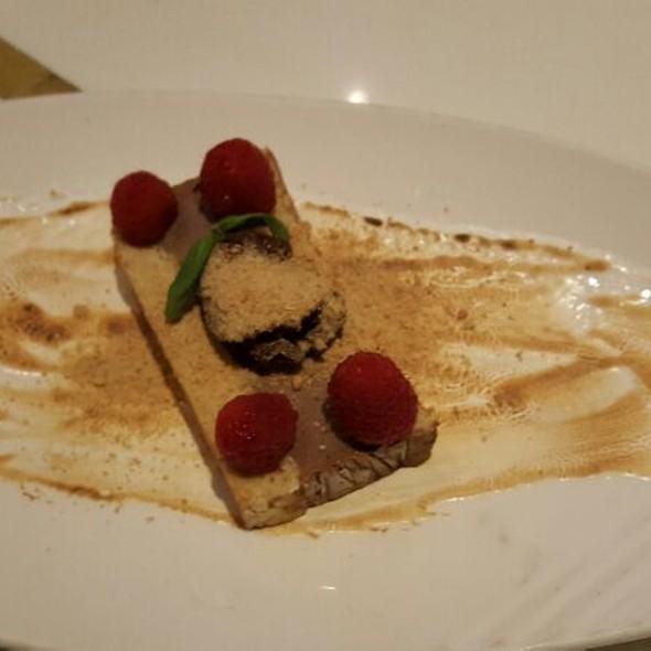 S'mores Chocolate Ice Cream Cake - Cusp Dining & Drinks, San Diego, CA
