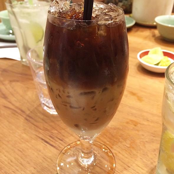 Vietnamese Iced Coffee @ Nha Trang (Tung Chung) 芽莊越式料理