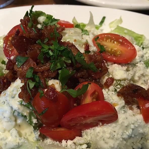 Chopped Wedge Salad - Cooper's Hawk Winery & Restaurant - Tampa, Tampa, FL