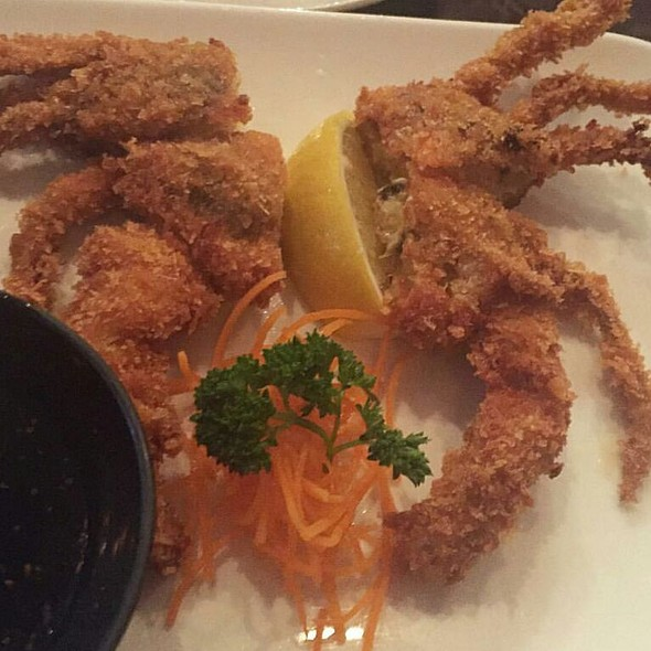 Soft Shell Crab @ Tao Sushi