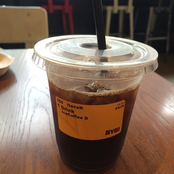 Iced Coffee @ Guzman Y Gomez