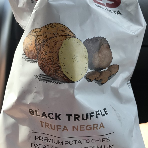 Truffle Potato Chips