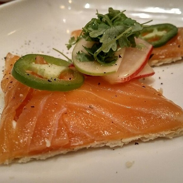 Drift fish house and oyster bar smoked salmon foodspotting for Drift fish house