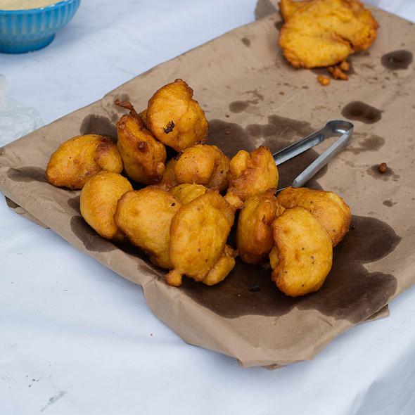 Fish Nuggets @ Mercado de Bazurto