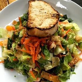 Chinese Chicken Salad - Home Restaurant - Los Feliz, Los Angeles, CA