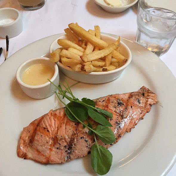 Bodega Bay King Salmon - Hayes Street Grill, San Francisco, CA