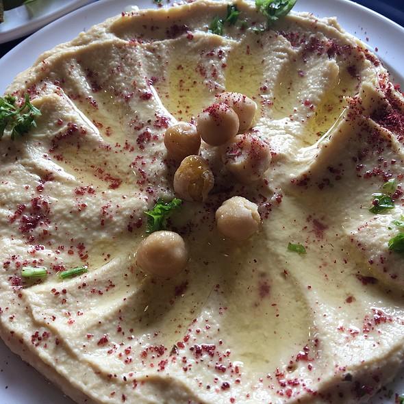 Hummus @ Jerusalem Pastries