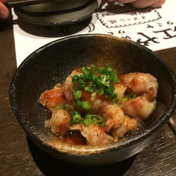 Bonjiri Ponzu @ 近江や Wabisuke