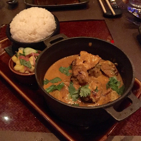 Butter Chicken @ RockSugar Pan Asian Kitchen