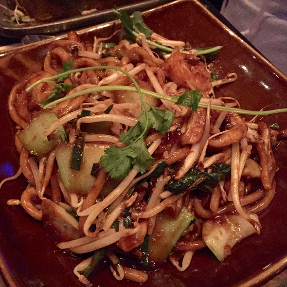Kuala Lumpur Noodles @ RockSugar Pan Asian Kitchen