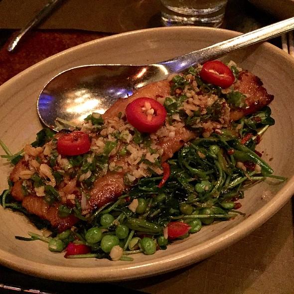 Roasted Wild Black Cod @ RockSugar Pan Asian Kitchen