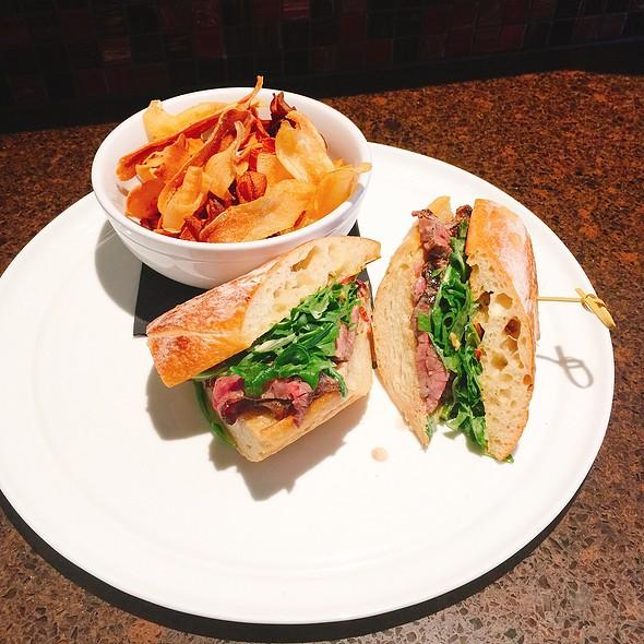 Steak Sandwich @ Localis
