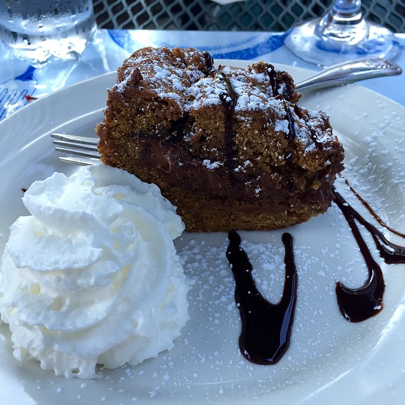 Pumpkin Nutella Bar - Robin's Nest Restaurant, Mount Holly, NJ