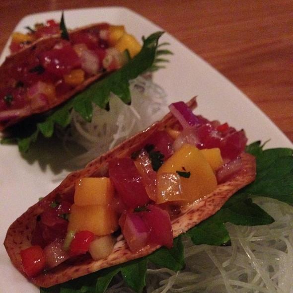 Tuna Tacos @ OTOTO