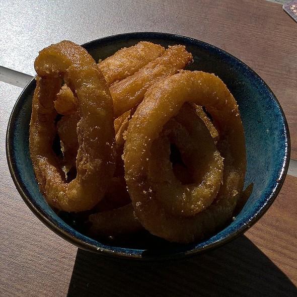 Onion Rings @ The Elms