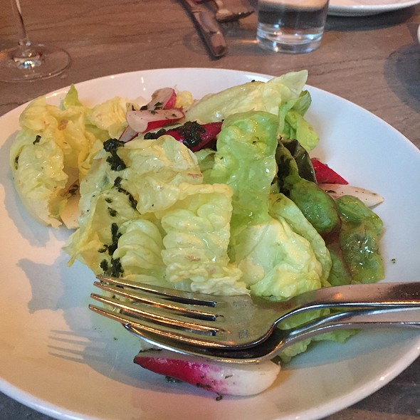 Butter Lettuce @ Trou Normand