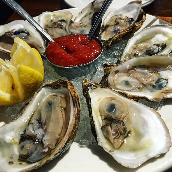 Freeland Creek Oysters - Not Your Average Joe's Watertown, Watertown, MA