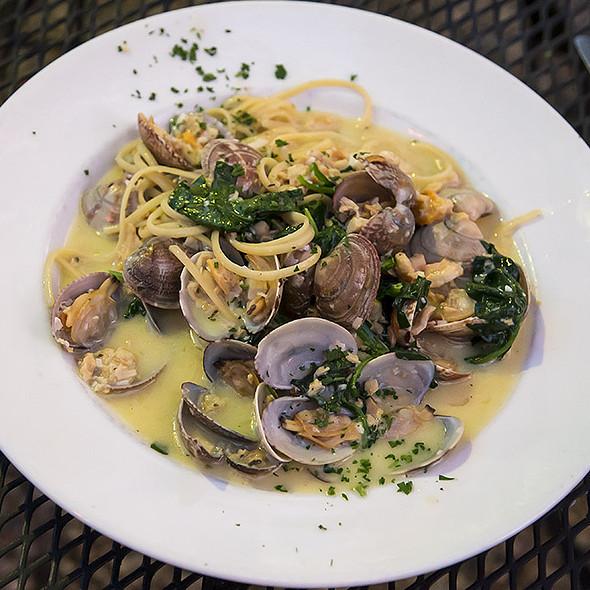 Linguine and clams - Scusa Italian Ristorante, South Lake Tahoe, CA