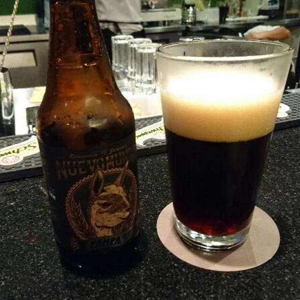 Cerveza Nuevo Mundo Pampa Porter