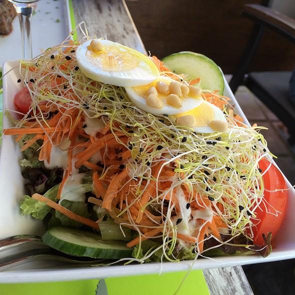 Mixed Salad @ De Cridts