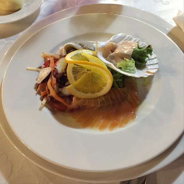 Fish-Seafood Appetizer @ Il Borgo Della Marinella
