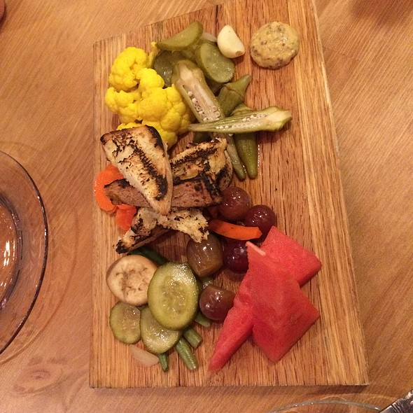 Pickled Plate @ Spotted Salamander Catering