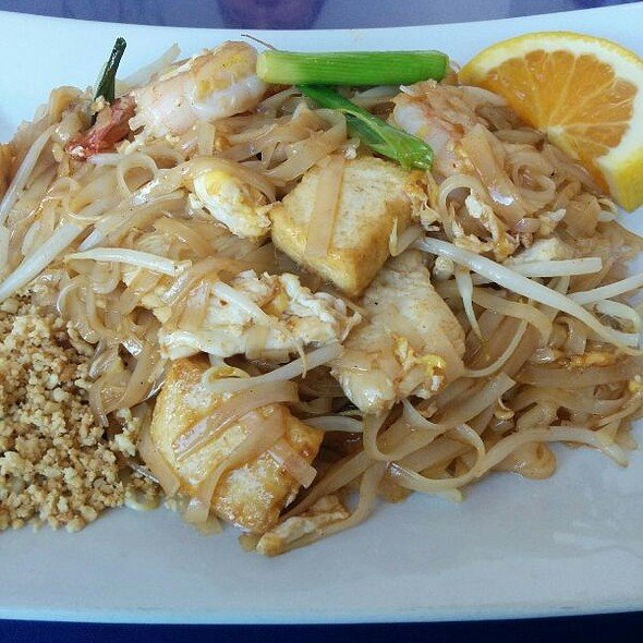 Pad Thai Country Style @ Map of Thailand