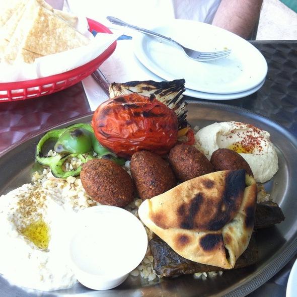 Mediterranean Vegetarian