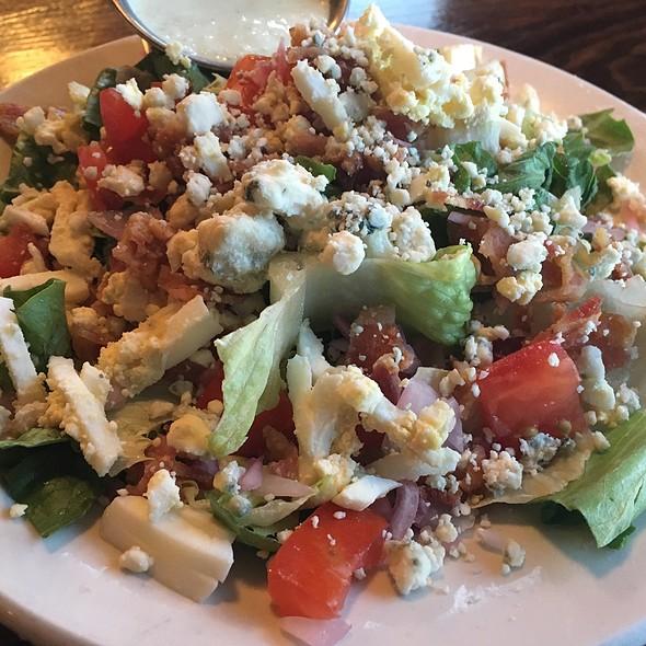Chopped Salad @ Buttons Restaurant
