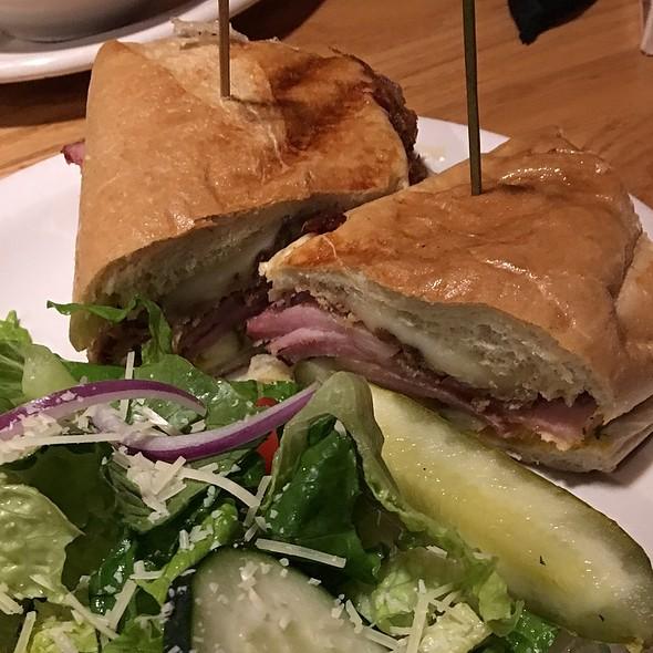 Havana Sandwich @ Cast Iron Bar & Grill