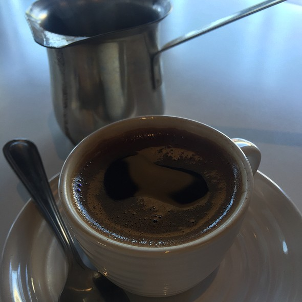 Turkish Coffee @ Sabra Beirut Mix