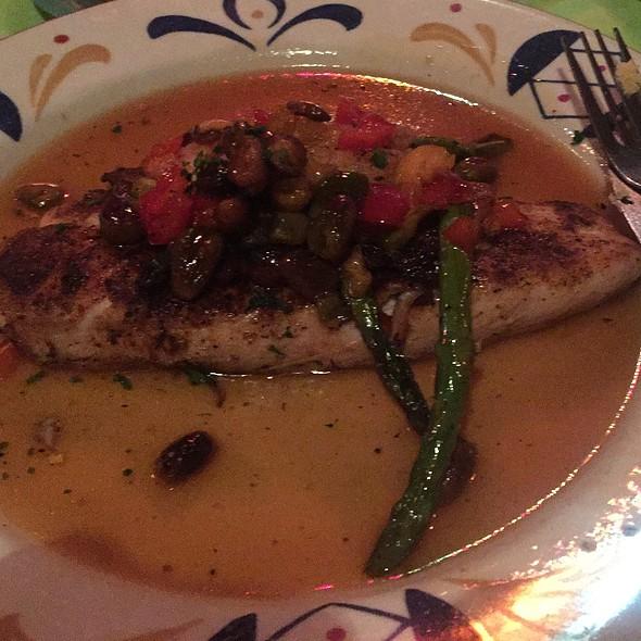 Grilled Mahi Mahi @ Jacques-Imo's