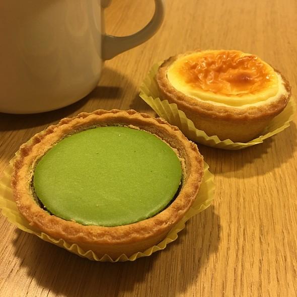 Green Tea Tart @ Home