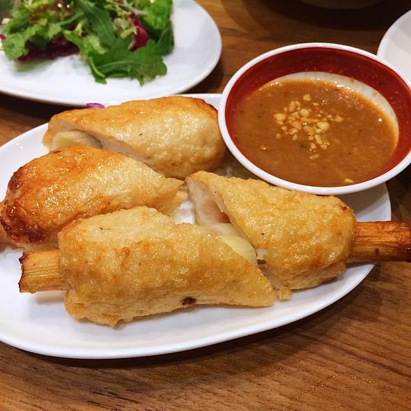 順化蔗蝦 Shrimp Paste Sugar Cane Skewer @ Nha Trang 芽莊越式料理