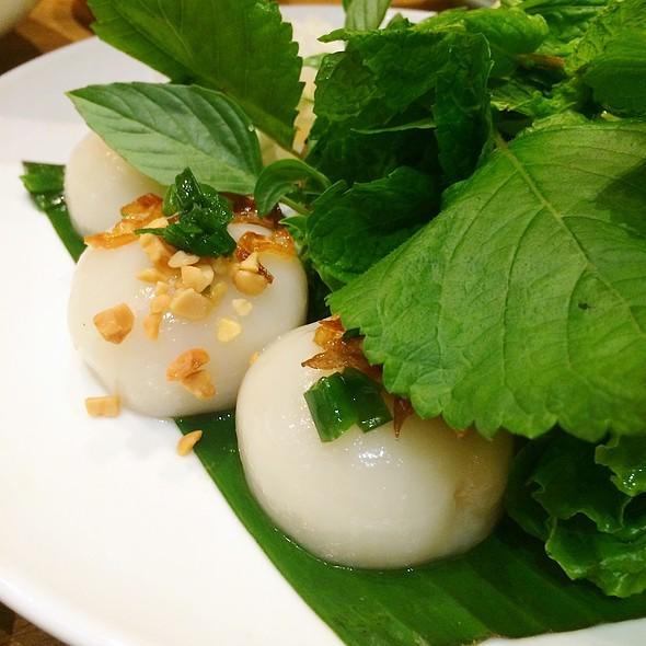 Bánh Ít Trần (Naked Dumpling) @ Nha Trang 芽莊越式料理