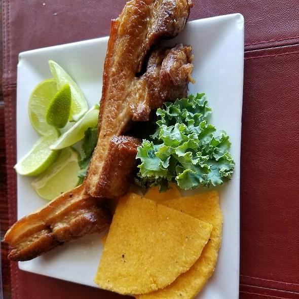 chicharrones @ El Desorden ~ Colombian Cuisine